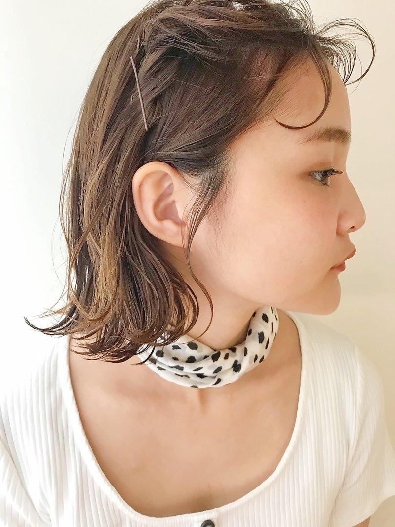 【pledica】アレンジ☆アップバングボブ【表参道】