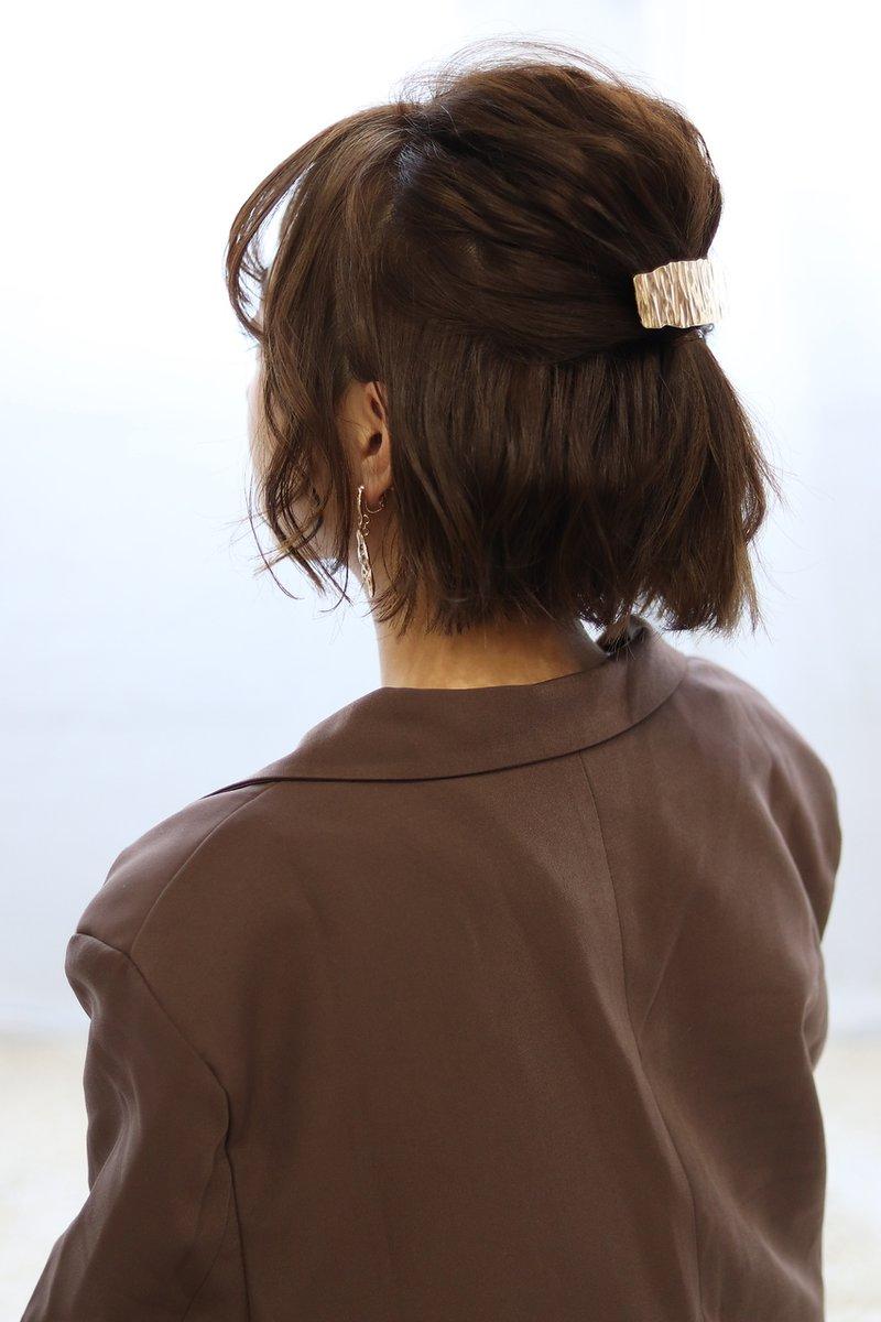 【valentine金澤】ボブ×ドレスヘア