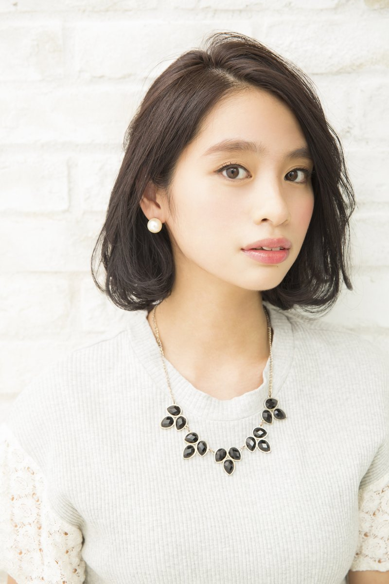 【joemi】20%顔が細く見える前髪なしボブ 大島幸司