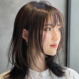 【黒髪 × ミディアム】ポイントを押さえて垢抜けヘアに♡おしゃれスタイルを大紹介
