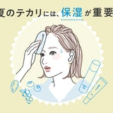 夏の「顔テカリ」には保湿をサボるべからず!