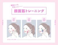 マスクやスマホに要注意!顔面筋トレで顔太り対策