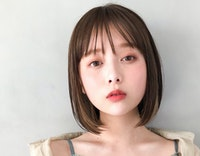 憧れのさらツヤ髪に!【ストレートボブ】のオトナ可愛いスタイル特集