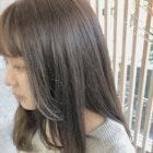 【peony】ブリーチなし!ミントグレージュ/福岡/西新