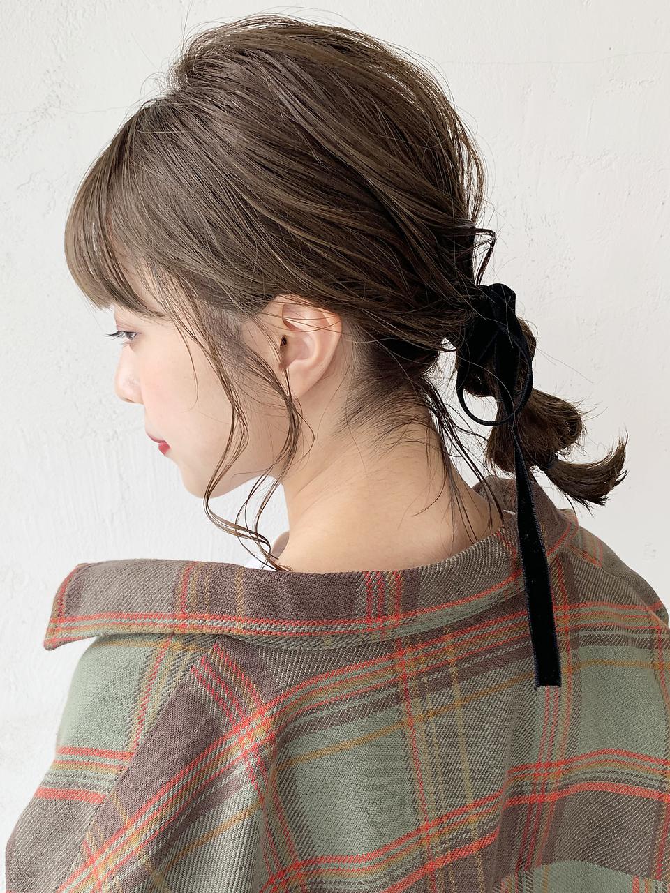 【リボンアレンジ特集】ヘアアクセの選び方と髪で作ったリボンのやり方まとめ