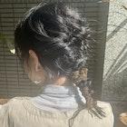 【hair salon W】アレンジ