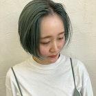 【seek菜月】mint green【長野 松本】