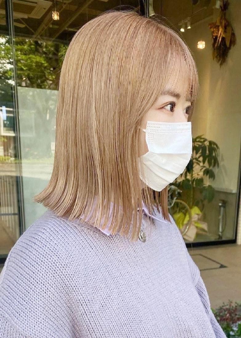 【2021年夏】旬のヘアカラーカタログ 日差しに映えるほんのりカラー♡髪色長持ちのポイントも!のサムネイル画像
