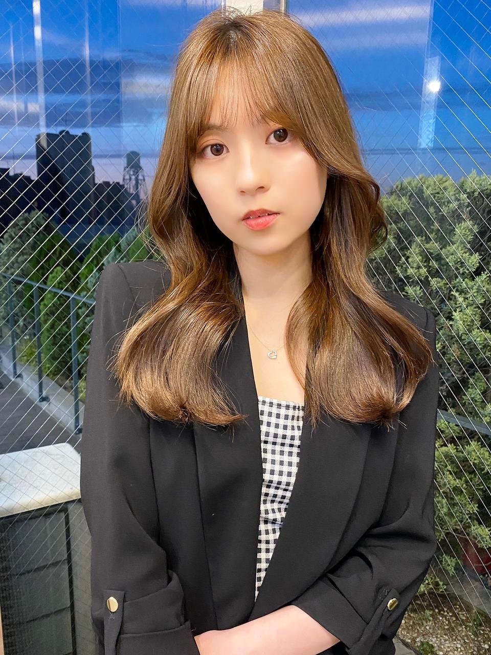 艶髪韓国上品ヘア
