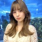 韓国上品くびれヘア