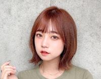 前髪で作る韓国風ヘアスタイル!おすすめオルチャン風バング&アレンジ方法