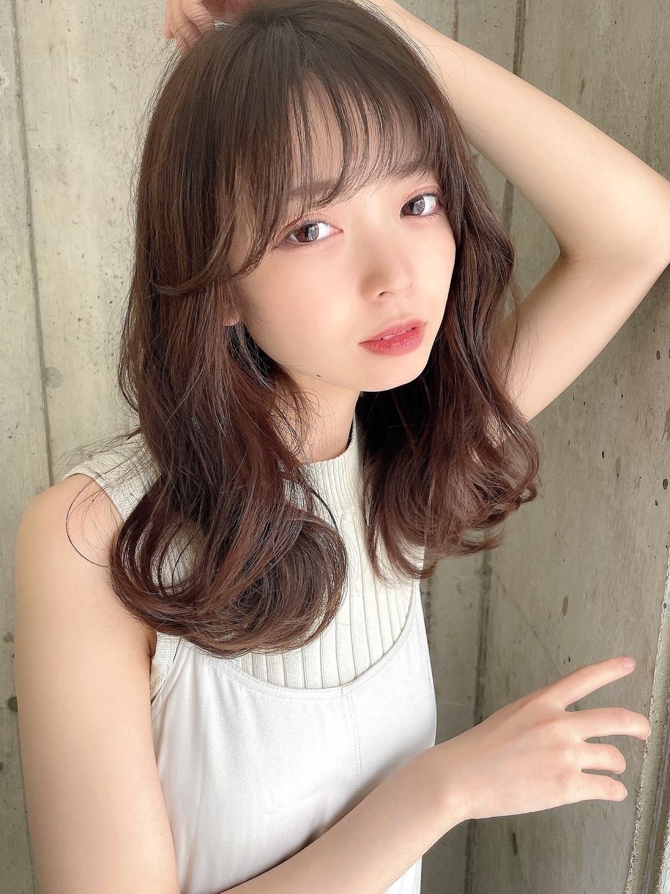 【Lond damaskRose】柴田祐希 大人可愛いフェイスレイヤー