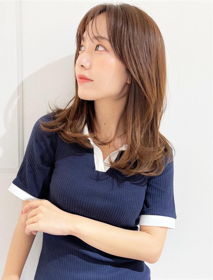 【CAREUMEDA】WAKA 韓国ヘア くびれヘア
