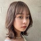 くびれボブスタイル【肥田亜沙美】